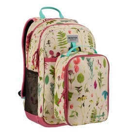 BURTON BURTON Kids' Lunch-N-Pack 35L Backpack Creme Brulee Oakledge Floral