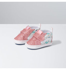 VANS VANS Sk8-Hi Crib (Shark Party) Pink Icing/true White