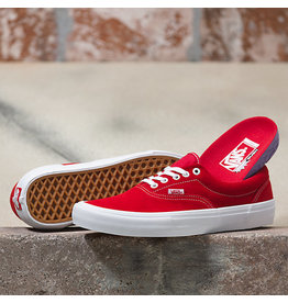 VANS VANS Era Pro (Suede) Red/white