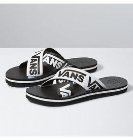 VANS VANS Cross Strap (Vans) Black/white