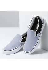 VANS VANS Classic Slip-On (Suede) Zen Blue/black