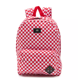 VANS VANS Old Skool III Backpack Red Check