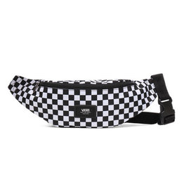 VANS VANS Mini Ward Cross Body Black/White Check