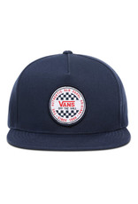 VANS VANS Og Checker Snapback Dress Blues
