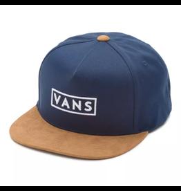 VANS VANS Easy Box Snapback Dress Blues-Suede
