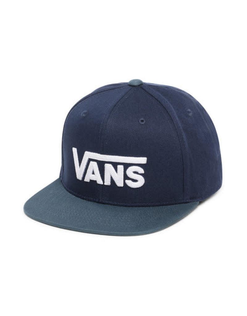 VANS VANS Drop V II Snapback Boys Stargazer/Dress Blues
