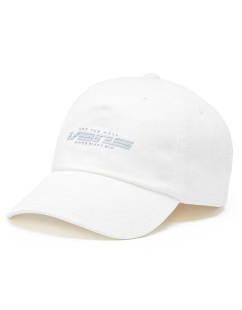 VANS VANS Court Side Hat White/Zen Blue