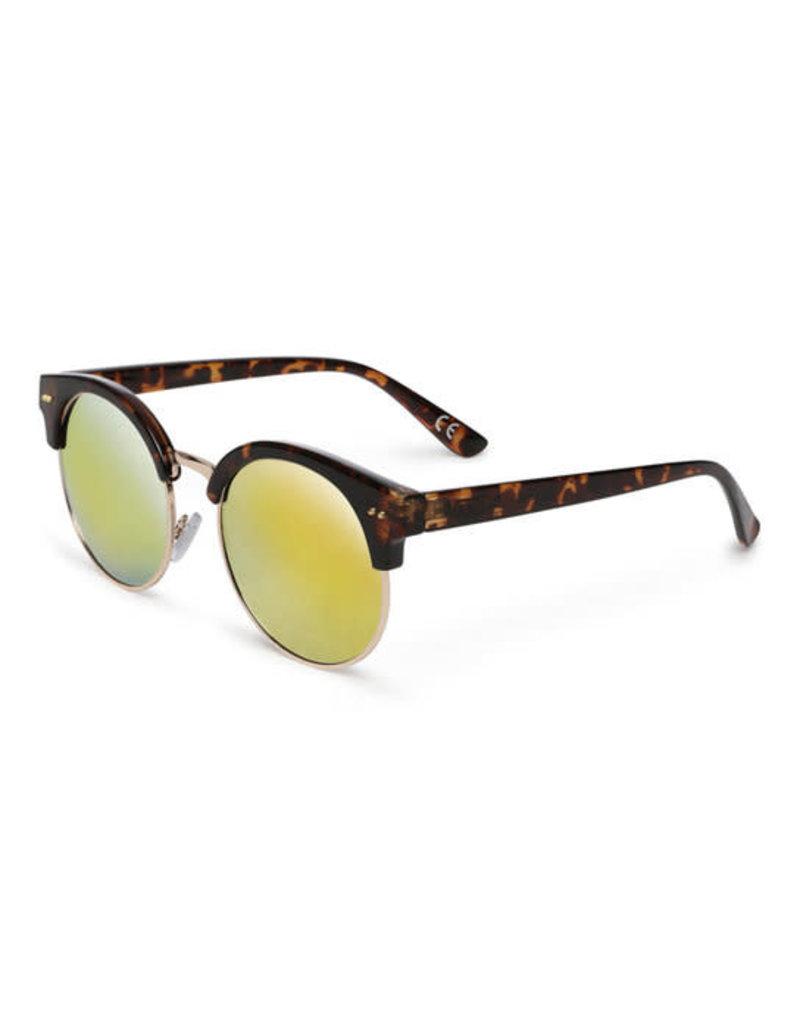 VANS VANS Rays For Daze Sunglasses Tortoise/Sunset Mirror Lens