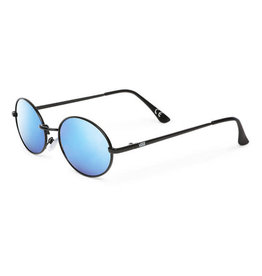 VANS VANS As If Sunglasses Matte Black/Blue Mirror