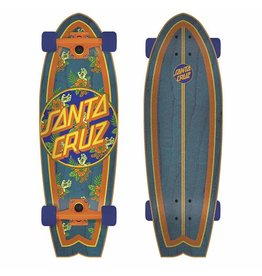 SANTA CRUZ SANTA CRUZ SHARK VACATION DOT [8.8x27.7]