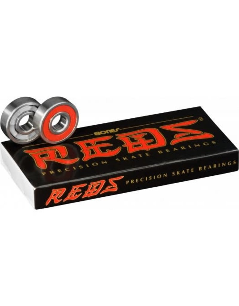 BONES BEARINGS BONES BEARINGS - Reds