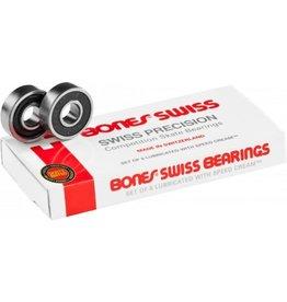 BONES BEARINGS BONES BEARINGS - SWISS (SET OF 8)
