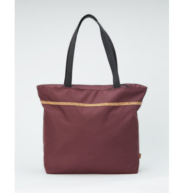 TENTREE TENTREE Brooklyn Tote Merlot Red