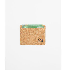 TENTREE TENTREE Redbud Cork Card Holder Cork Fabric