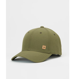TENTREE TENTREE 6-Panel Destination Hat Olive Night Green
