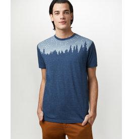 TENTREE TENTREE Constellation Classic T-Shirt Dark Ocean Blue Heather