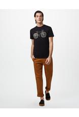 TENTREE TENTREE Elm Cotton Classic T-Shirt Solid Black