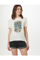 TENTREE TENTREE Spruced Up Relaxed T-Shirt Elm White Heather