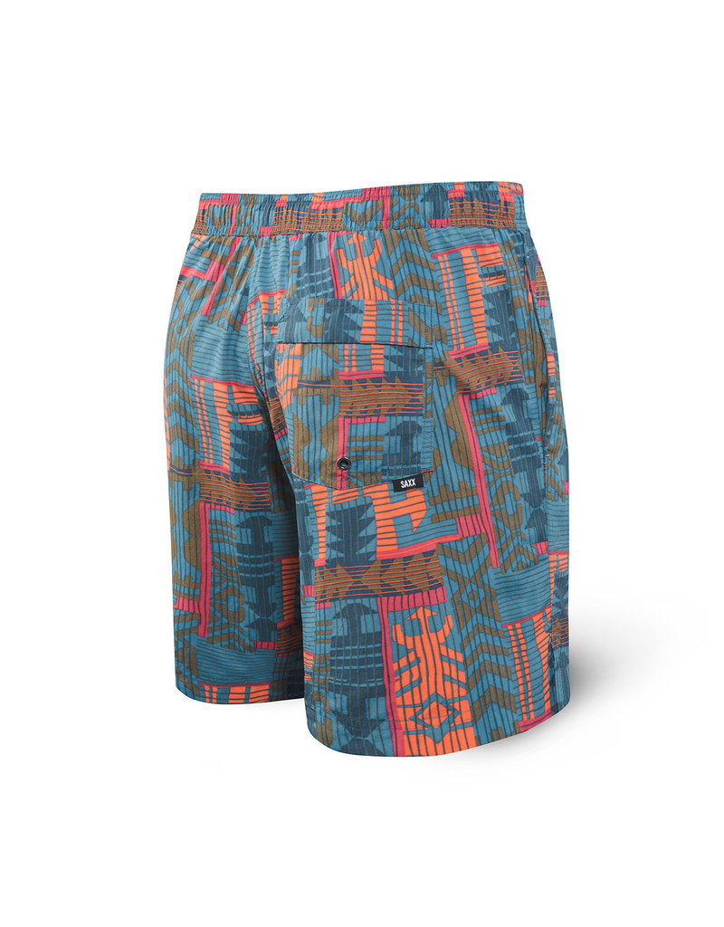 SAXX SAXX Cannonball 2N1 Short Regular Grey Patchwork
