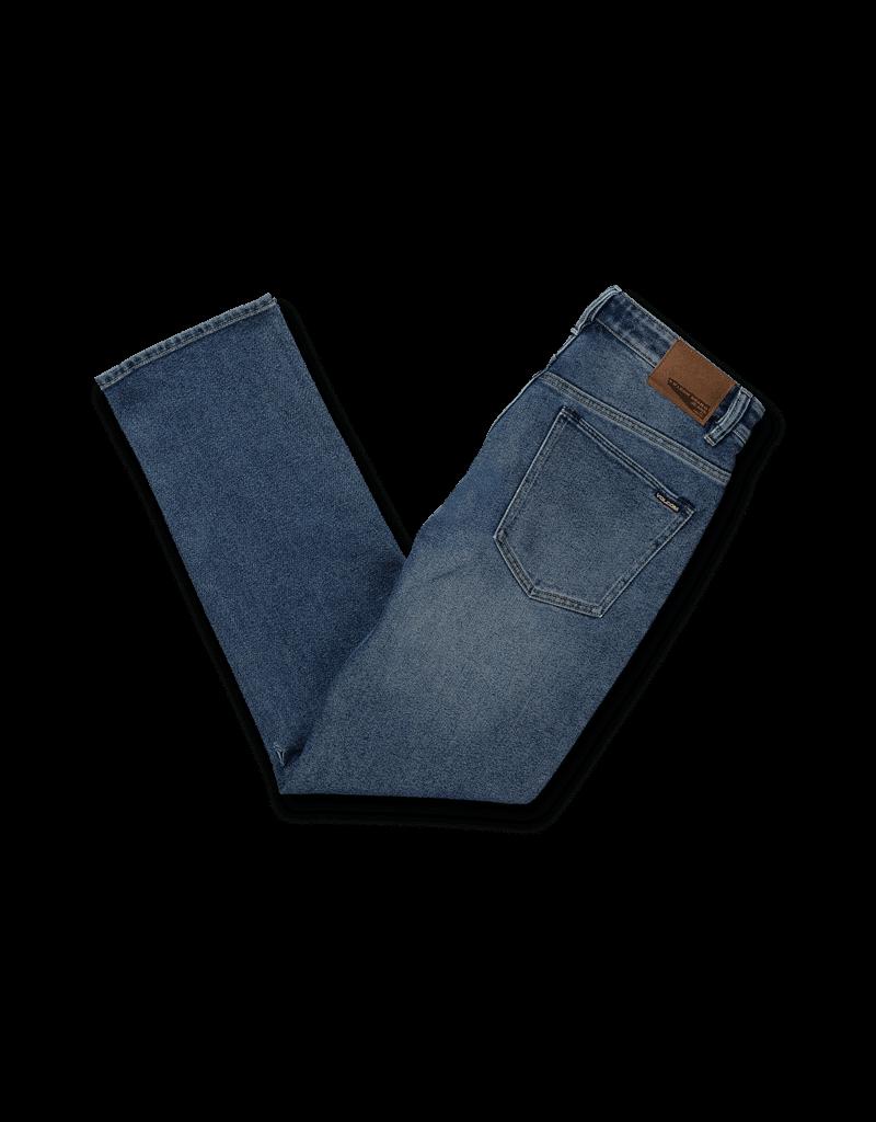 VOLCOM VOLCOM Solver Denim Vintage Pacific Blue