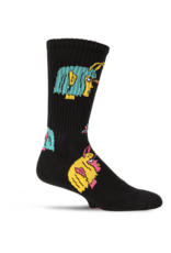 VOLCOM VOLCOM Ozzy Sock Black
