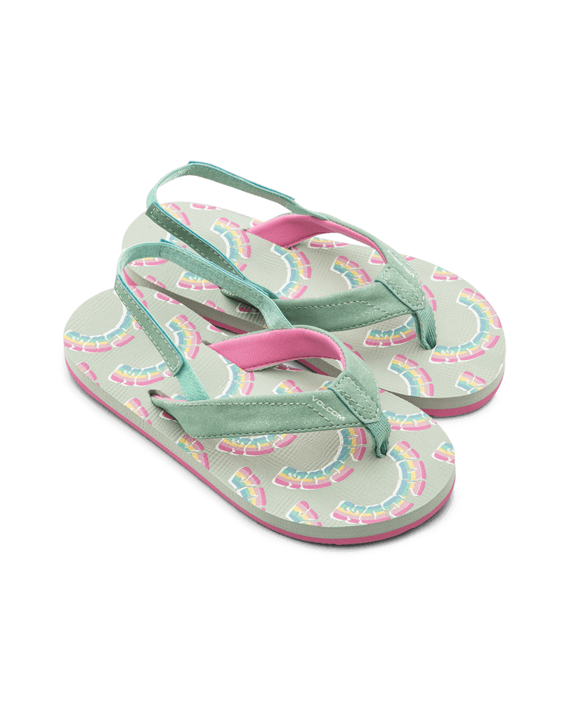 VOLCOM VOLCOM Vicky Little Youth Sea Glass