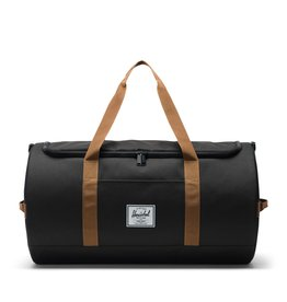 HERSCHEL HERSCHEL Sutton Black/Saddle Brown