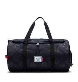 HERSCHEL HERSCHEL Independent Sutton Carryall Independent Multi Cross Black