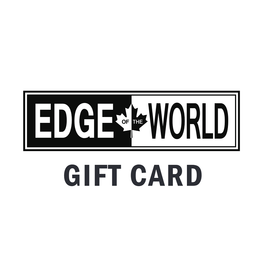 EDGE OF THE WORLD Gift Card