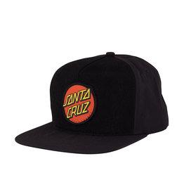SANTA CRUZ SANTA CRUZ Snapback Classic Black