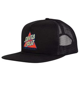 SANTA CRUZ SANTA CRUZ Mesh Trucker Not A Dot Black