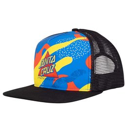 SANTA CRUZ SANTA CRUZ Mesh Trucker Not A Dot Multi/Black