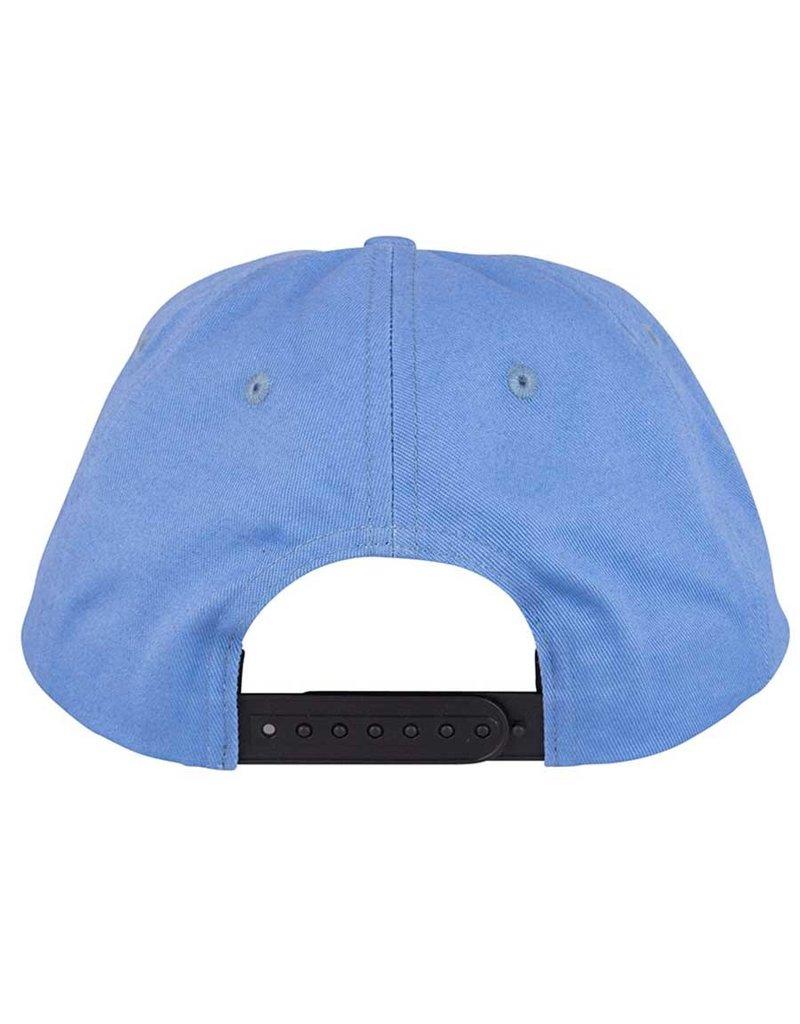 SANTA CRUZ SANTA CRUZ Snapback Vortex Bruin Blue