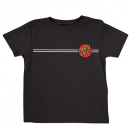 SANTA CRUZ SANTA CRUZ Toddler Tee Classic Dot Black