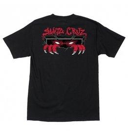 SANTA CRUZ SANTA CRUZ T-Shirt Unknown Black