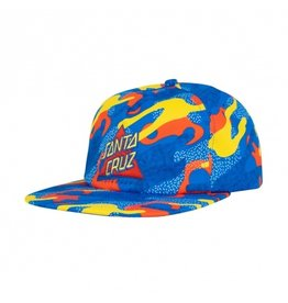 SANTA CRUZ SANTA CRUZ Womens Strapback Not A Dot Multi