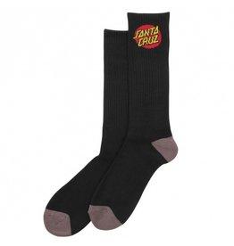 SANTA CRUZ SANTA CRUZ Crew Socks Cruz 2 Pairs Black