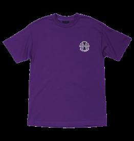 INDEPENDENT INDEPENDENT T-Shirt Itc Bauhaus Purple
