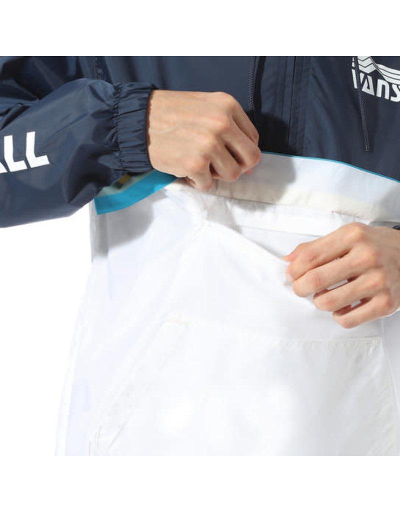 VANS VANS High Elevation Anorak White-Dress Blues