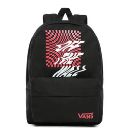 VANS VANS Old Skool III Backpack Black-Calypso Coral