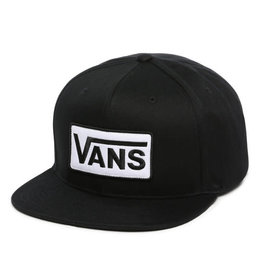 VANS VANS Vans Patch Snapback Black