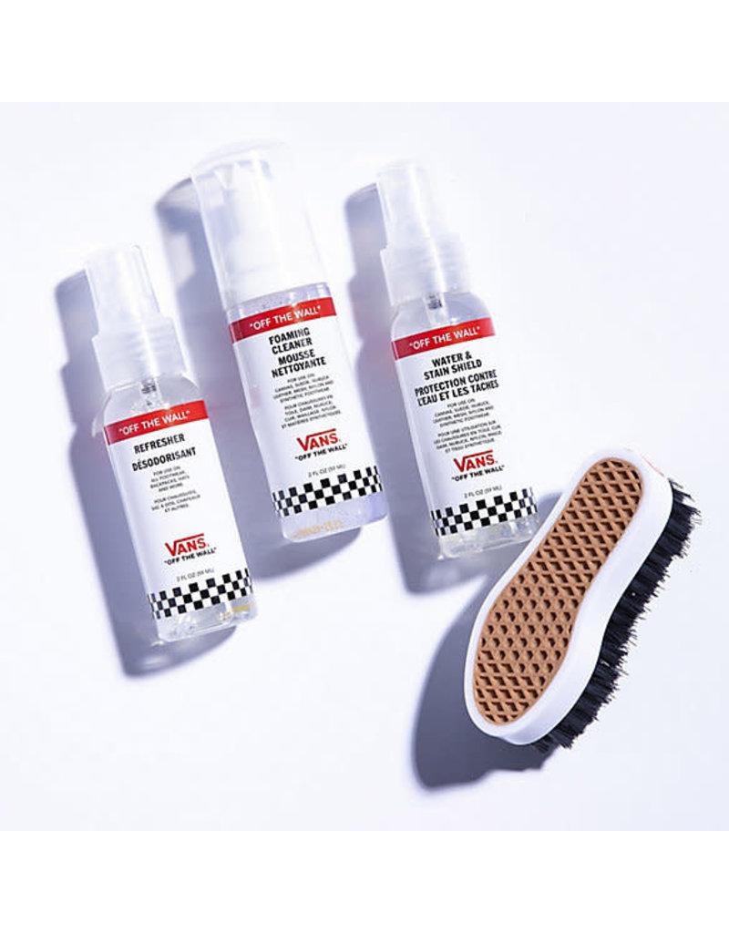 VANS VANS Vans Shoe Care Travel Kit White