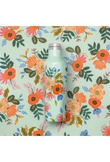 CORKCICLE CORKCICLE Rifle Paper Canteen - 16oz Gloss Mint - Lively Floral