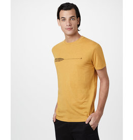 TENTREE TENTREE Cove Classic T-Shirt Sweet Birch Yellow Heather