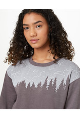 TENTREE TENTREE Constellation BF Crew Boulder Grey Heather