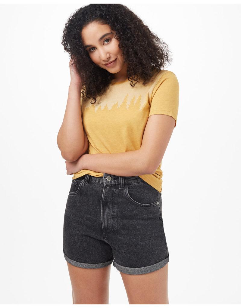 TENTREE TENTREE Juniper Classic T-Shirt Sweet Birch Yellow Heather
