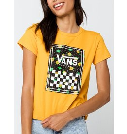 VANS VANS Pop Box Cadmium Yellow