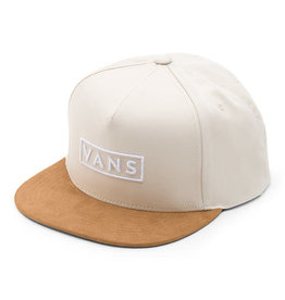 VANS VANS Easy Box Snapback Antique White/Suede