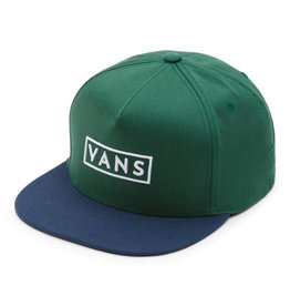VANS VANS Easy Box Snapback Pine Needle/Dress Blues