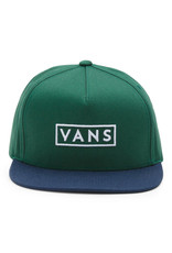 VANS VANS Easy Box Snapback Pine Needle/Dress Blues